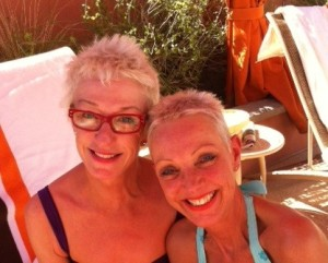 me and Sue D 2013