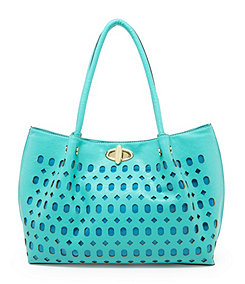 A colorful tote is a must! Christine tote, Dillards