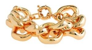 Classic link bracelet, J Crew