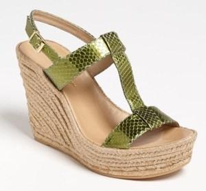 "Delman ""Trish"" sandal, Nordstrom"