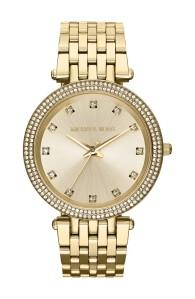 "Michael Kors ""Darci"" gold watch, Nordstrom"