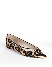 shoes animal cap toe land t