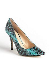 shoes animal snakeskin landt