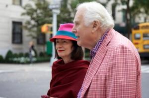Carol and Richard; Photo Advanced Style, Oct 25, 2013