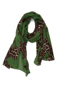 Tasha 'Leopard Flower' scarf - Nordstrom