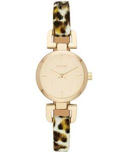 DKNY Leopard Print Watch, Macy's